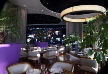 """Backstage Restaurant ( """"Crocus City"""") menu et commentaires"""