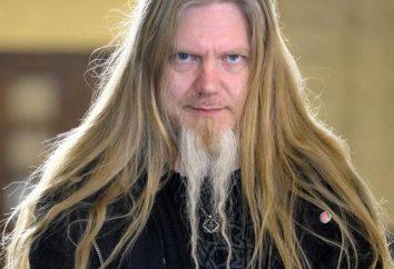 Fiński muzyka Marco Hietala: osobista i twórcza beografia