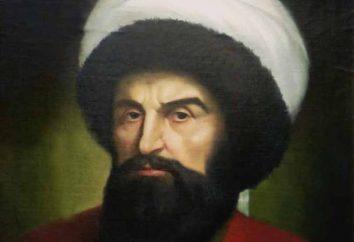 Narodowy bohater narodów kaukaskich Imam Shamil (biografia)