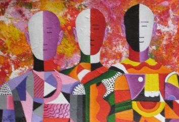 A avant-garde na pintura do século 20: representantes exemplos