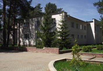 """Sanatorium """"Blue Lake"""" Psków regionu – opinie i zdjęcia"""