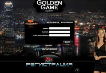 """Casino """"Geyms de oro"""": revisiones jugador"""