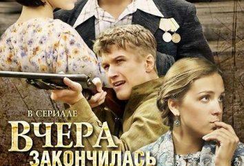 """""""Wczoraj zakończył wojnę"""": opinie, aktorzy, reżyser budżet"""