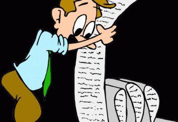 Jak zrobić listę na liście. HTML-podręcznik dla początkujących
