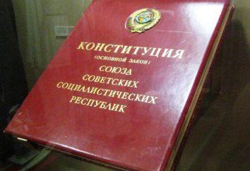 07 października, dzień Konstytucja sowiecka – prawo kraju, który już nie istnieje