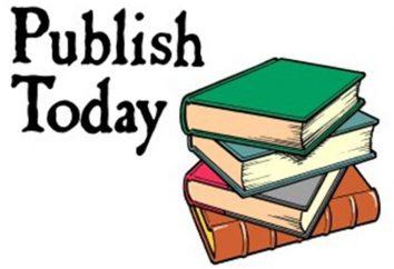 maisons d'édition russes: la liste, le classement, l'adresse