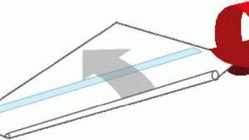 Comment faire la baguette magique du papier? Baguette magique – photos, diagrammes