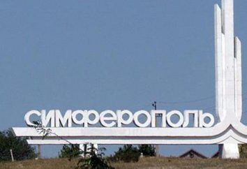 população Simferopol. Simferopol: estrutura e população