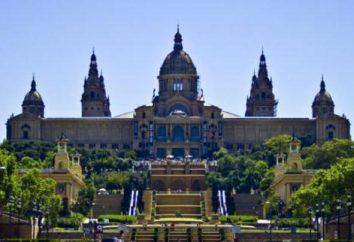 Palazzo Nazionale (Barcellona): storia, architettura, ubicazione, orari di apertura e altre informazioni utili