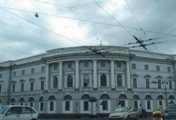 Biblioteca Nazionale di Russia (San Pietroburgo): Storia, fondazioni, indirizzo