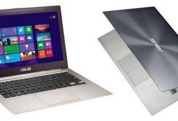 Przegląd ultrabook Asus Zenbook UX32LN: opis, cechy i recenzje