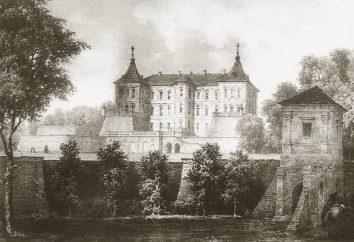 Pidhirtsi Castle: Beschreibung, Legenden, Geschichte