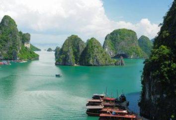 Climat Vietnam pendant des mois. Préparation pour Voyage