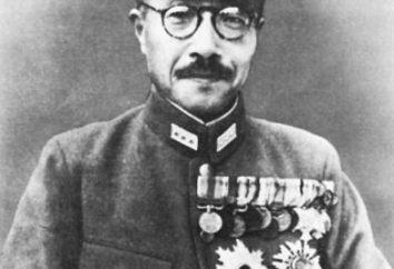 Hideki Tojo: biografia i zdjęcia