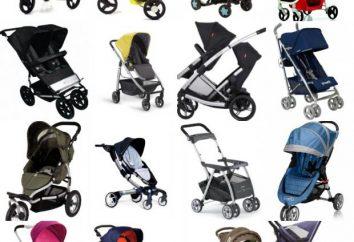 Os carrinhos de criança – opiniões. Os carrinhos de criança: Qual é melhor?