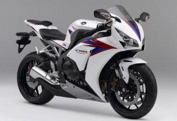 Honda CBR 1000 – a nova moto desportiva geração