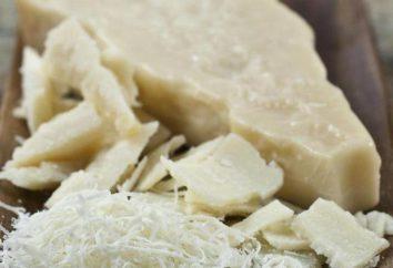 Parmigiano Reggiano (Parmigiano Reggiano) – italienischer Käse. Parmesan: Beschreibung, Zusammensetzung