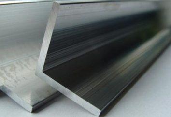 angolo di acciaio come base della moderna stoitelstva