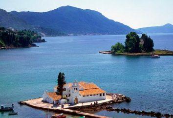 Sea Bird Hotel 3 * (Corfou / Grèce) – photo, prix, description et avis