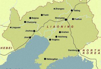 Liaodong Penisola in Cina: descrizione, storia e tradizioni. Il territorio della penisola Liaodong