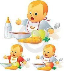Karmić dziecko prawidłowo, albo gdy wprowadzenie pokarmów stałych podczas karmienia piersią