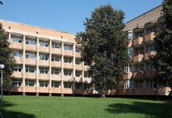 """MIA sanatorio """"Moscú"""": el dispositivo, la ubicación y el transporte. Otro Ministerio del Interior sanatorio en Moscú"""
