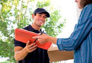 Courier Service Shop Logistique: avis du personnel