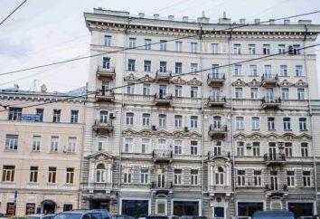 Chistye Prudy: biblioteka Dostojewskiego