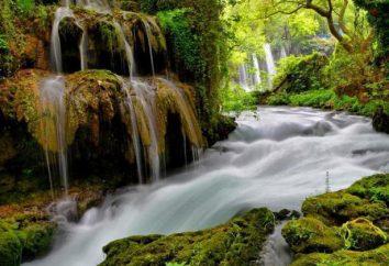 Duden Waterfalls Antalya: opis, historia i ciekawostki, zdjęcia