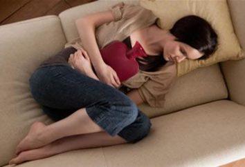 Pourquoi y at-menstrualnopodobnoe saignement?