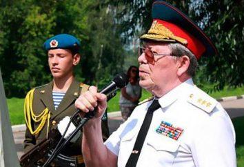 Vitaly Margelov – un veterano del Foreign Intelligence: biografia, le attività sociali