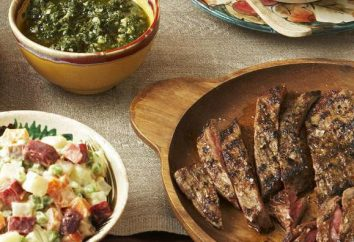salsa Churasko – carne ottima!