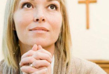 Modlitwy przed uszkodzeniem i czary. Usuwanie szkód modlitw