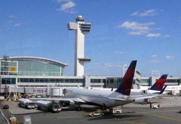 JFK Airport: un examen de l'un des plus grands ports d'air de New-York