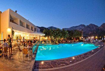 Bali Paradise Beach 4 * (Grecia, Creta): descrizione della struttura, servizi, recensioni