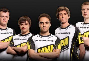 ESports clan DotA 2 Navi: la composizione. L'attuale composizione del Navi: donne e squadra maschile