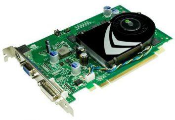 Karta graficzna NVIDIA GeForce 9400 GT: opcje i opinie