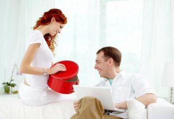 Wie ihr Mann zu überraschen? Ein paar Tipps