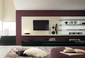Confortevole soggiorno in stile moderno