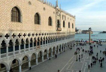 Pałac Dożów, Wenecja: Opis, historia, ciekawostki. Plan pałacu Dożów