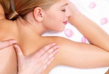 Massaggio alla schiena. Come fare a casa?