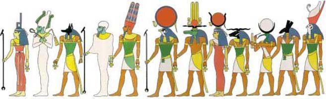 Miti E Leggende Dellantico Egitto Miti Egizi Eroi E La Loro