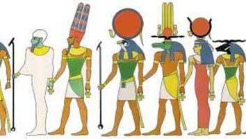 Miti e leggende dell'antico Egitto. miti egizi: eroi e la loro descrizione