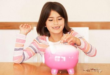 subsídio mensal para crianças menores de 16 anos de idade: Dimensões