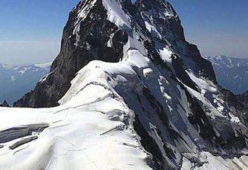 Monte Ushba, Caucaso: descrizione, la storia e fatti interessanti