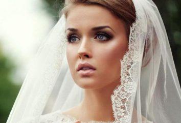 Hochzeit Make-up für Brünetten: interessante Ideen, Turn-basierte Technologie und Empfehlungen