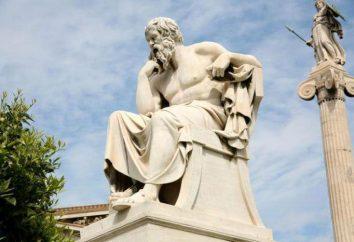 La dialectique de Socrate comme l'art du dialogue créatif. éléments constitutifs. Les dialogues de Socrate