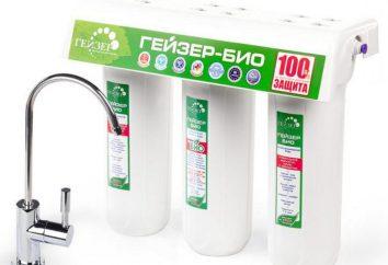 """Geyser Bio 321"": description et avis"
