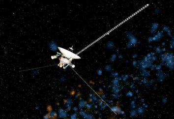 """Die Raumsonde """"Voyager"""" oder die Reise zu interstellaren Raum"""