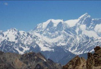 Il comunismo Peak – l'orgoglio del Tagikistan